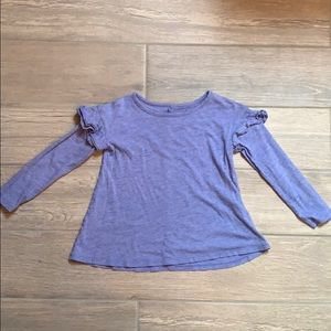 Cat and Jack girls cotton top size extra small 4/5